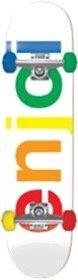 新規購入 () ENJOI ENJOI COMPLETE SKATE WHITE SPECTRUM WHITE MID MID 7.3 B06XCHFJ5F, 風船唐綿:c50d2c00 --- a0267596.xsph.ru
