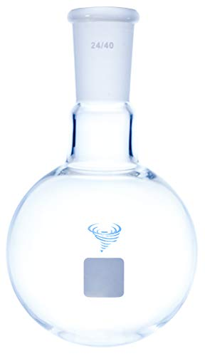 Best Value Vacs Single Neck Round Bottom Flask- 100ml by BEST VALUE VACS