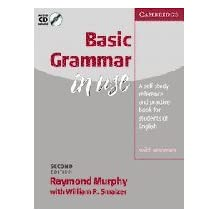 Basic Grammar in Use With answers and Audio CD: Self-study Reference and Practice for Students of English