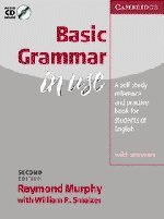 Basic Grammar in Use With answers and Audio CD: Self-study Reference and Practice for Students of English (Grammar in Us