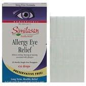 Monodose #2 Singles 20 Boxes from Similasan Homeopathics