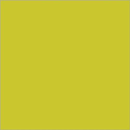5 1/4 Square Gmund Colors Matt Chartreuse Blank Cards - Flat, 111lb Cover, 25 Pack ()