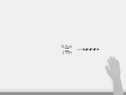 "Drill America - DMS73-0011 1"" X 7-1/2"" Auger Bit, DMS Series"