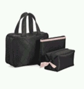 Amazon.com : Mary Kay Quilted Cosmetic Bag Trio : Beauty : quilted cosmetic bags - Adamdwight.com