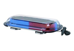 Sho-Me LED Mini-Bar - Blue/White (Magnetic (Sho Me Mini Light Bar)