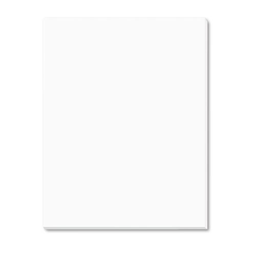 Riverside Paper 103479 Construction Paper, 24 x 36, Bright White (pack of 50)