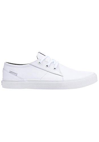 Volcom Lo Fi Shoe White White