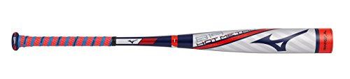 Mizuno B19-Hot Metal BBCOR Baseball Bat (-3), Stars & Stripes 32