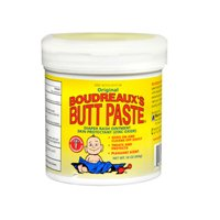 Boudreauxs Butt Paste Diaper Rash Ointment 4oz (3 Pack)