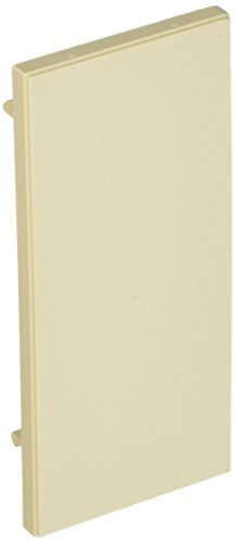 Hubbell HBLBL300I Faceplate, Snap-In, Blank, ()