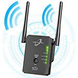 VICTONY WA305 WiFi Range Extender/Access Point with 2 External Antennas(WiFi Booster)