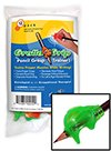 School Specialty Pencil Grotto Grip - Pack of 12 - Assorted Colors