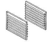 John Boos Stainless Steel Bun Pan Rack - 1 each.