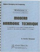 Modern Harmonic Technique: The Elements of Harmony (20890)