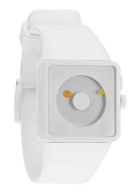 Nixon All White Unisex Watch A1161254