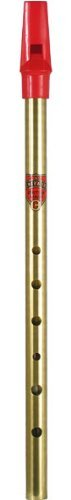 Generation Whistles Brass C Tin Whistle
