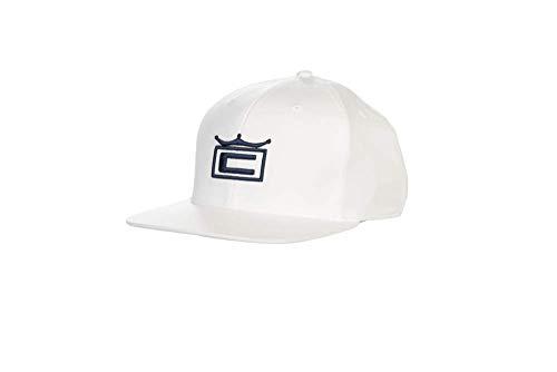 (Cobra Golf 2019 Tour Crown Snapback Hat)