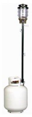 Coleman 2000015165 30 Inch Propane Distribution Tree Safety Post