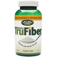 Master Supplements TruFiber (2 Pack) - 6.35 Ounces - Prebiotic Fiber to Help Boost Probiotic Growth, Supports Digestive Health, May Promote Weight Loss - Vegan, Gluten Free - 50 Servings