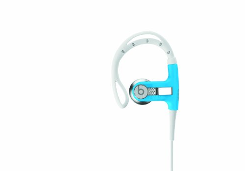 Powerbeats In Ear Headphone Neon Blue