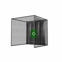 Cimarron 10x10x10 Masters Golf Net Net and Frame Corners, 10x10x10