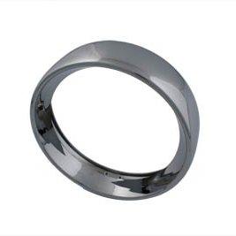 BKrider 7 Headlight Frenched Trim Ring for Harley-Davidson OEM# 69626-99