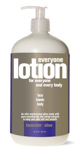 EO Products EveryOne Lotion Lavender And Aloe, 32 fl oz