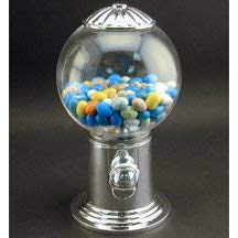 Silver Candy Dispenser