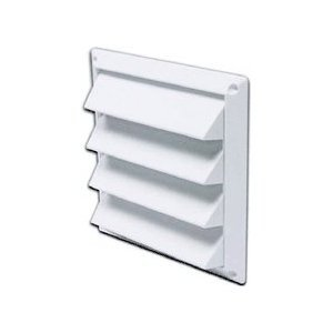 Air Fresh Vent Fireplace - BROAN-NUTONE 604W 4