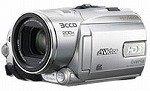 JVCケンウッド ビクター Everio エブリオ ビデオカメラ ハイビジョンハードディスクムービー 60GB GZ-HD3-B   B000U0ORM2