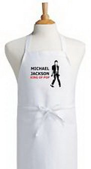 [Blazers Proforms Costumes - Novelty Cooking Apron Michael Jackson King Of Pop Kitchen Aprons by] (Michael Jackson Dance Costume)