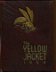 Junior Cruise Jacket - (Custom Reprint) Yearbook: 1954 Thomas Jefferson High School - Yellow Jacket Yearbook (Port Arthur, TX)