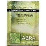 - Green Tea Tonic Bath Abra Therapeutics 3 oz Packet
