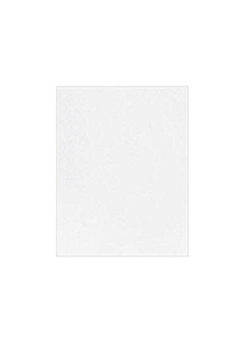 8 1/2 X 11 Cardstock - 130lb. White (50 ()