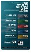 The Encyclopedia of Jazz: Classic Jazz, Swing Time, Big Bands, Bebop Story, Modern Jazz