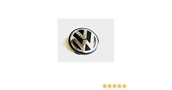 GLOSS BLACK VW SCIROCCO 09-14 FRONT BADGE
