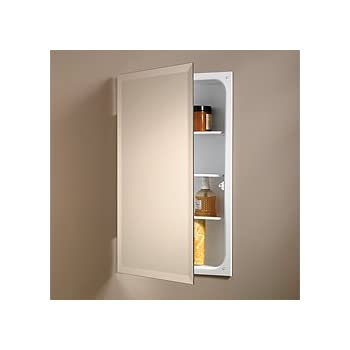Amazon.com: Jensen 823P24WH Specialty Perfect Square Single-Door ...
