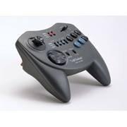 Megapad XVI Gamepad 8 Fire Button, Throttle, Micro Switch