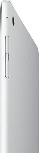 Apple iPad Air 2 128GB Factory Unlocked (Silver, Wi-Fi + Cellular 4G, Apple SIM) Newest Version no warranty