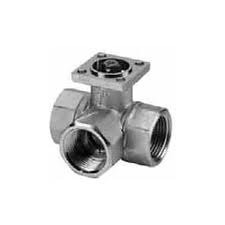 B2...B Series Characterized Control Valves, Spring Return Actuator by Belimo Aircontrols (USA), Inc.