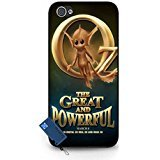 (The Wizard of Oz Iphone 5S Case, Quotes Iphone 5 5S Cases Print Phone Skin - for Women)