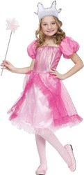 Fun World Big Girl's Good Witch Child Costume Childrens Costume, Multi, Medium ()
