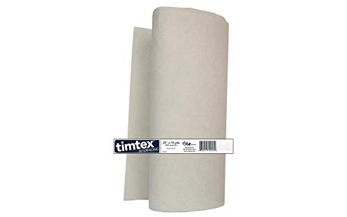 Timtex Interfacing: Heavyweight 10 Yd. Bolt,White