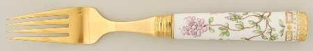 ロイヤルコペンハーゲン フローラダニカ(1961-) ディナーフォーク L [並行輸入品] B00M0G8O46