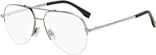 Eyeglasses Fendi Men FF M 0036 0010 Palladium / 00 Demo ()