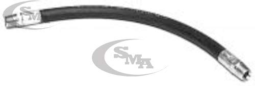 1/2 Inch 2 Wire Npt Hydraulic Hose 12 Inch H42-2M-12 8NP12 TISCO