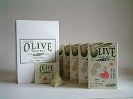 ■訳あり■無農薬有機栽培の小豆島産 オリーブ茶 3g×10袋 を10セット(100ティーパック) B0095R8V96