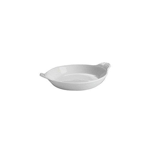 (Hall China 433-WH White 8 Oz. Shirred Egg / Au Gratin Dish - 24 / CS )