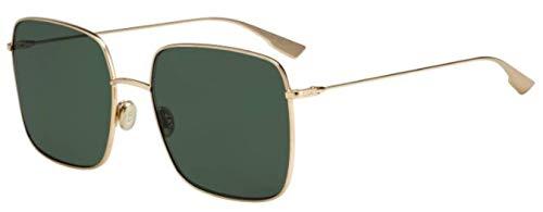 Christian Dior DIORSTELLAIRE1 DDB Gold Copper Square Sunglasses for