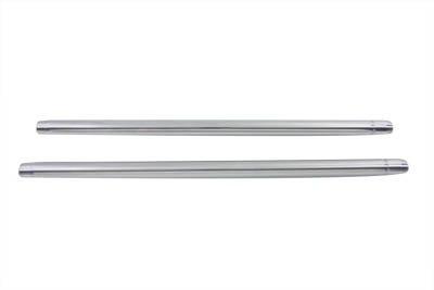 V-Twin 24-0428 - Chrome 35mm Fork Tube Set 31-1/4